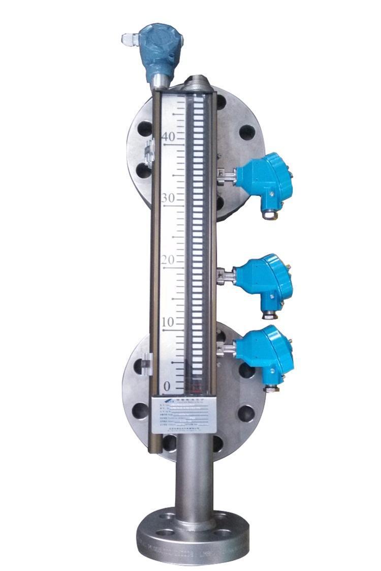 赣州磁翻柱液位计原理上能够实现准确的液位、界位检测,但在使用过程中很多赣州磁翻柱液位计仍出现显示不准,出现液位跳变性变化或者画直线等现象