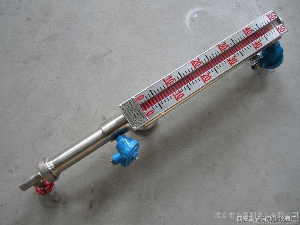 下面我们了解一下磁翻柱液位计在混合酸介质中的应用