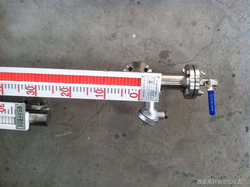 乌鲁木齐磁翻柱液位计维修案例