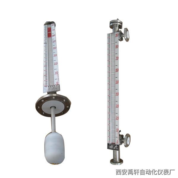 食品用磁翻柱液位计在基础上提高对食品无污染