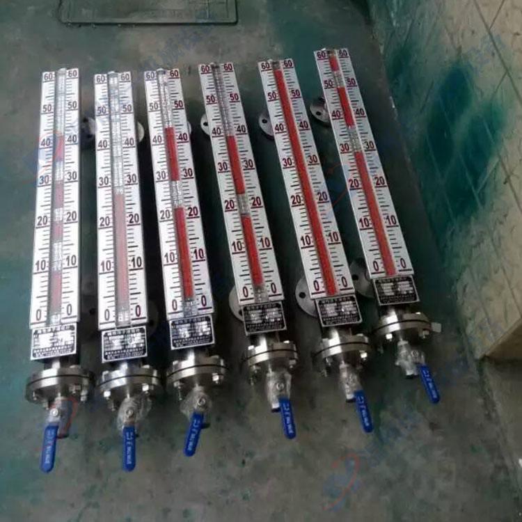 UHZ-518磁翻柱液位计